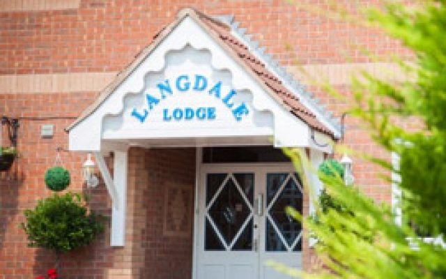 Chesterfield Residential & Nursing Care Home: Langdale Lodge